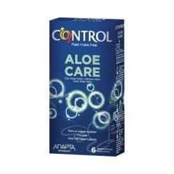 CONTROL NATURE ALOE VERA 6PZ