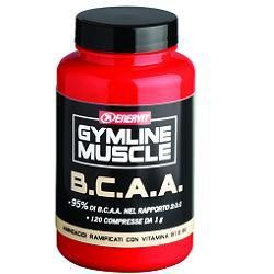 GYMLINE MUSCLE BCAA 120 CPS