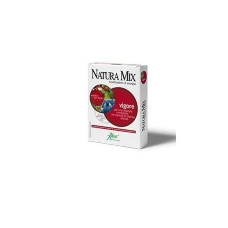 Aboca NATURA MIX VIGORE 10 FLACONCINI