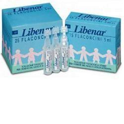 LIBENAR MONODOSE 15 FLACONCINI
