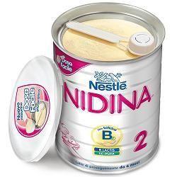 NIDINA 2 LATTE POLVERE 800G