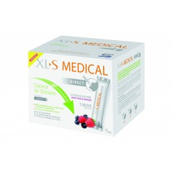 XLS MEDICAL LIPOSINOL DIRECT GUSTO FRUTTI DI BOSCO - 90 STICK