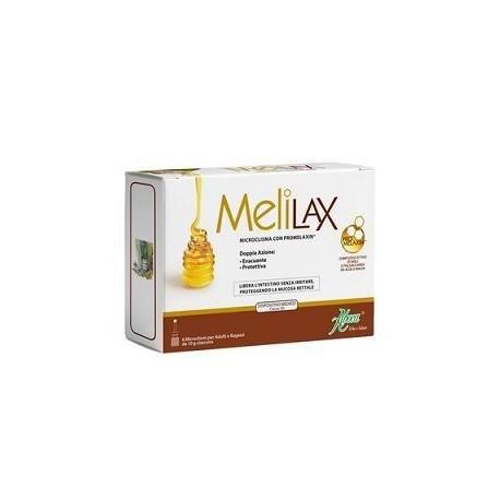 ABOCA MELILAX ADULTI 6 MICROCLISMI