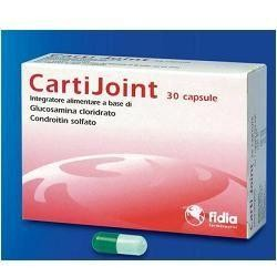 CARTI JOINT 30 CAPSULE