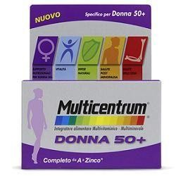 MULTICENTRUM DONNA 50+ (90 COMPRESSE)