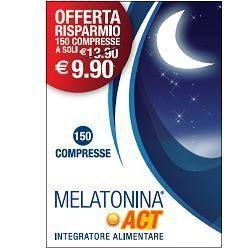 MELATONINA ACT Compresse