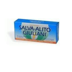 Salva-Alito Giuliani INTEGRATORE ALIMENTARE Menta Forte