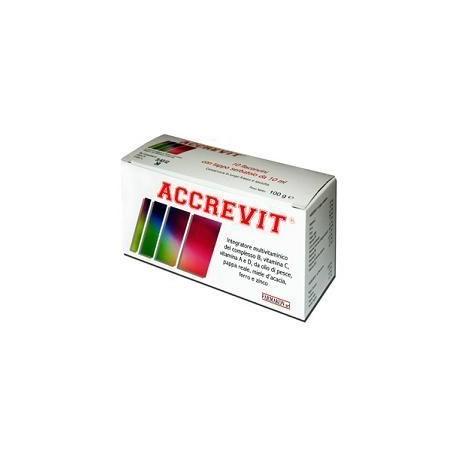 ACCREVIT 10 FLACONCINI