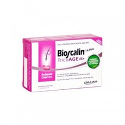 BIOSCALIN TRICOAGE 45+ R-plus 30 Compresse