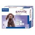EFFITIX 4 PIPETTE per cani 10-20 kg