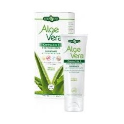Erba Vita Erbavita Aloe Vera Crema 3 in 1 Viso Mani Corpo 200 ML
