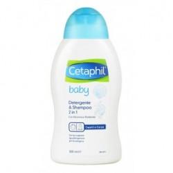 CETAPHIL BABY DETERGENTE&SH