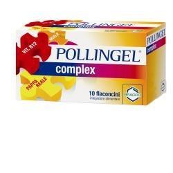 POLLINGEL COMPLEX 10 Flaconcini da 10 ML