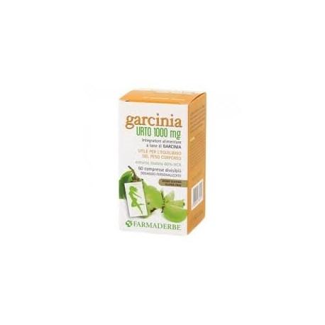 GARCINIA URTO 1000 mg 60 Compresse