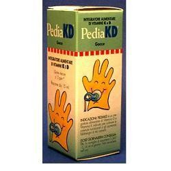 PEDIAKD GOCCE 5 ML