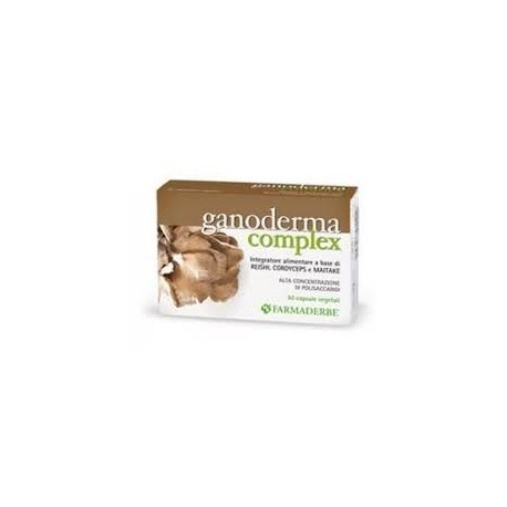 GANODERMA COMPLEX 30CPS