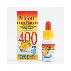 PEDIAVIT 400 GOCCE 15ML