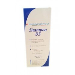 BRADERM SHAMPOO DS 200ML