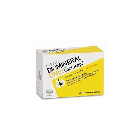 BIOMINERAL ONE INTEGRATORE 30 COMPRESSE